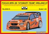 REJI MODEL 2434 D FORD Focus WRC06 Rally Irleand 2007 Solberg (1:24)