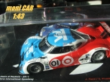 BMW Riley  24 Hours of Daytona 2011 (1:43) Ataya/IXO