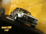 FIAT 131 Abarth No.1 Markku Alen-Mikka Kivimäki 29th 1000 Lakes Rally 1979 (1:43) Altaya/IXO