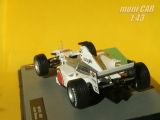 BAR 002 No.22 Jacques Villeneuve 2000 (1:43) Altaya/IXO