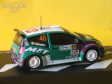 CITROEN C2 S1600 No.46 Shaun Gallagher - Paul Kiely - Rally Jordan 2008 (1:43) Altaya/IXO