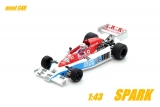 MARTINI Mk23 No.31 Rene Arnoux - FRENCH GP 1978 (1:43) SPARK