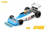 HESKETH 308D No.24 Harald Ertl - Dutch GP 1976 (1:43) SPARK
