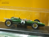 TEAM LOTUS 25 No.4 Jim Clark - World Champion formula 1 - 1963 (1:43) Altaya