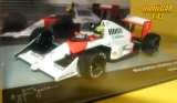McLAREN M4/5 No.1 Ayrton Senna - Winner Germany GP 1989 (1:43) ALTAYA/IXO