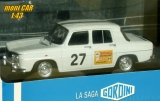 RENAULT 8 Gordini No.27 Coupe Gordini - 1968 (1:43) ATLAS