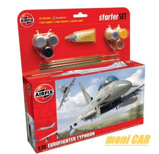 AIRFIX A50098 EUROFIGHTER TYPHOON (starter SET) (1:72)