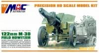MAC DISTRIBUTION 87024 122 mm M-30 Field Howitzer (1:87)