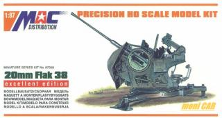 MAC DISTRIBUTION 87058 20 mm Flak 38 ee (1:87)