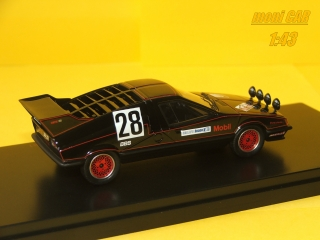 Škoda Supersport typ 724 FERAT 1981 - No. 28 (1:43) FOX18
